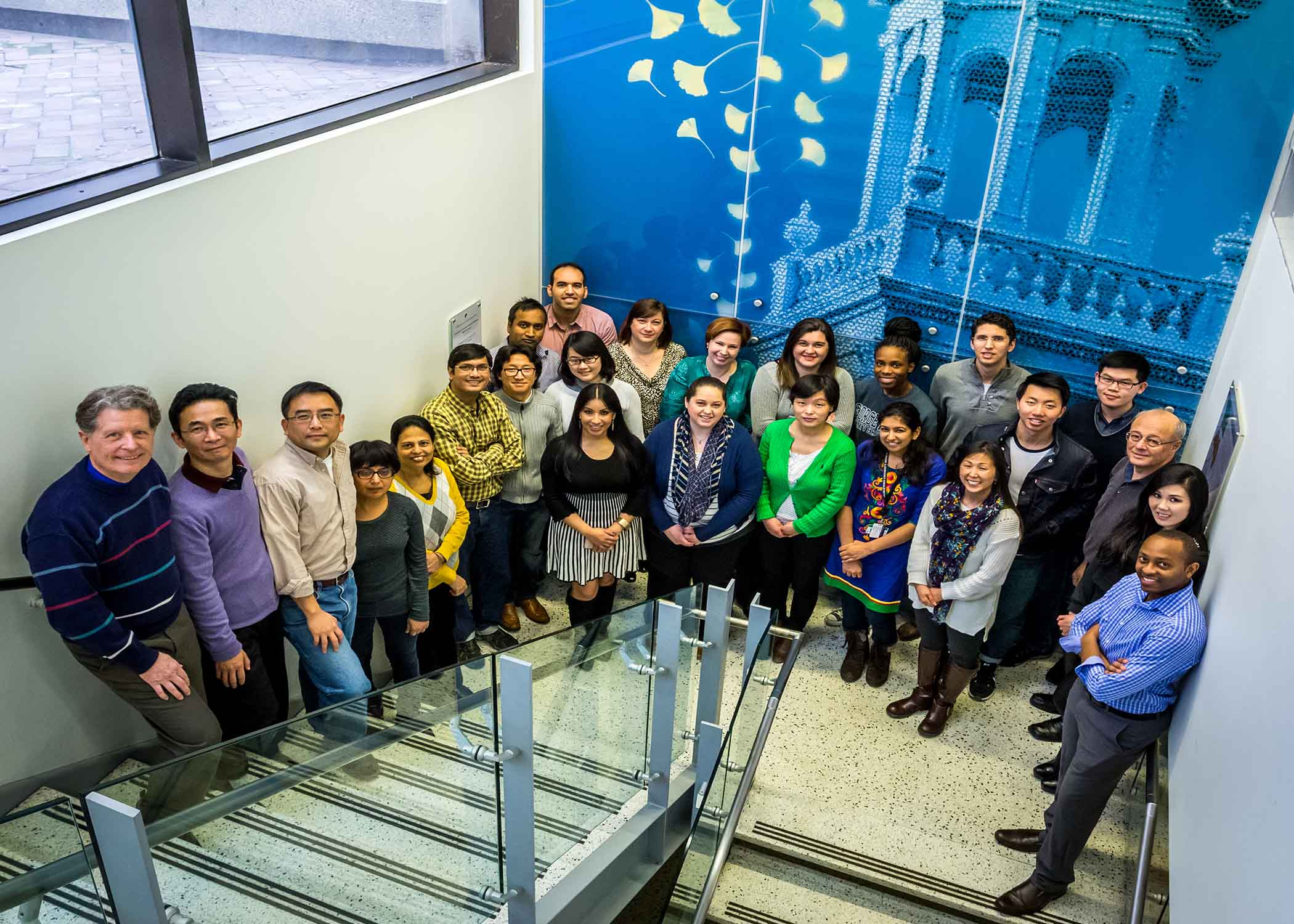 2016 Center for Cell Reprogramming team of faculty, researchers and staff