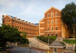 Medical Dental Building, Georgetown University